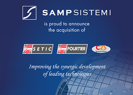Sampsistemi acquisitions
