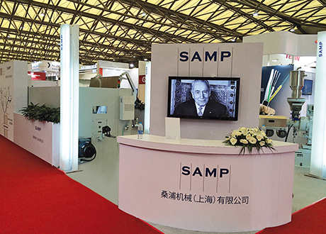 Sampsistemi Wire and China Show