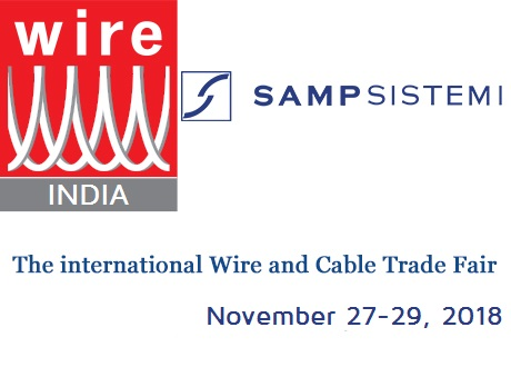 Wire India Sampsistemi 2018