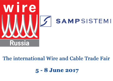 Wire Russia 2017 - International Wire and Cable Trade | Sampsistemi